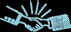 Lp handshake